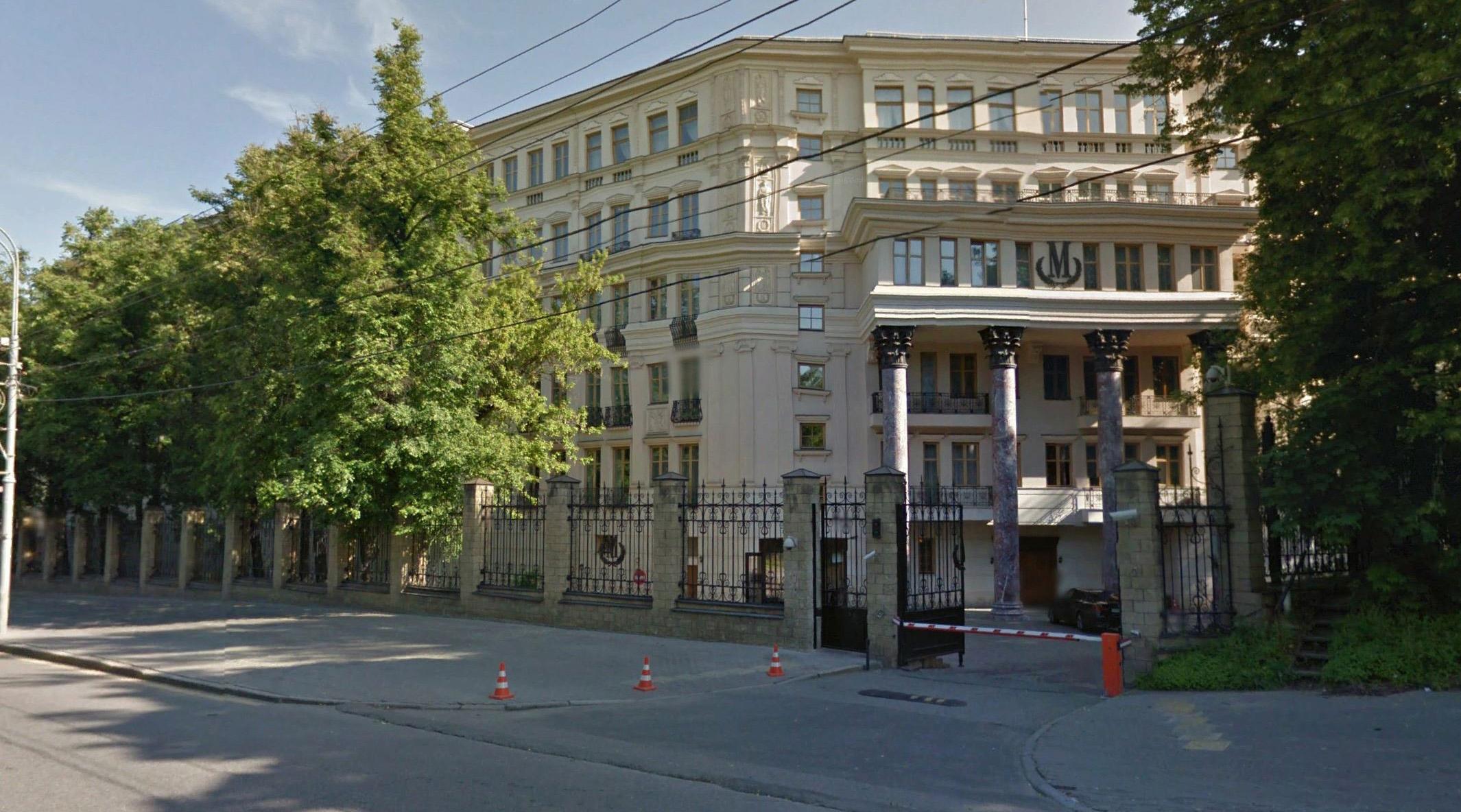 Stambeni blok Kosigina, Moskva, Rusija