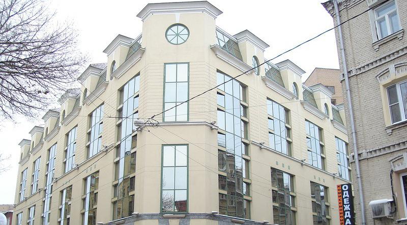 "Poslovna zgrada  ""РИНКО ПЛАЗА"", Timura Frunze, , Moskva, Rusija"
