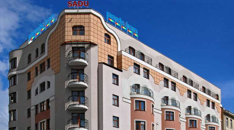 "Hotel ""PARK INN SADU****"", Boljšaya poljanka, Moskva, Rusija"