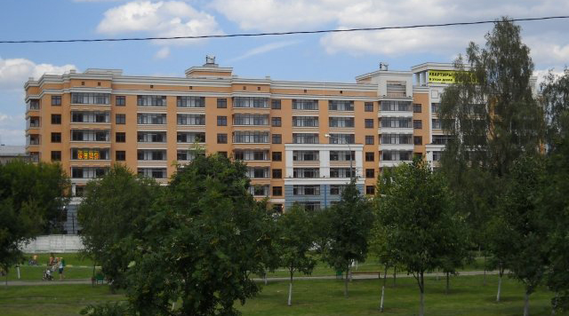 "Stambeni blok ""НАДЕЖДА"" Krupskoj, Moskva, Rusija"