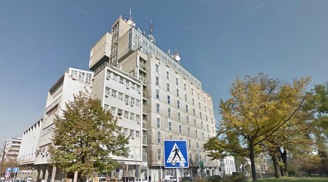 """Računski centri, dizel agregati i rashladni agregati, """"Telekom"""" Katićeva 14, Beograd"""